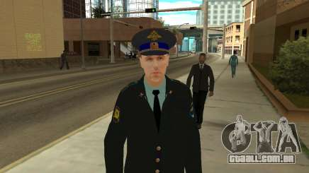 A Pele É Sergei Glukharev para GTA San Andreas