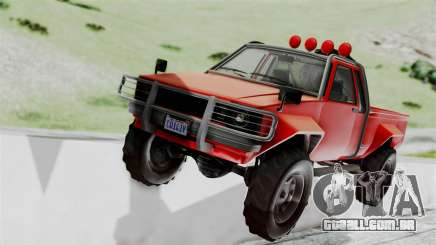 GTA 5 Karin Rebel 4x4 para GTA San Andreas