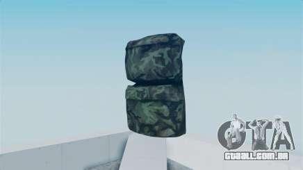 Arma 2 New Backpack para GTA San Andreas