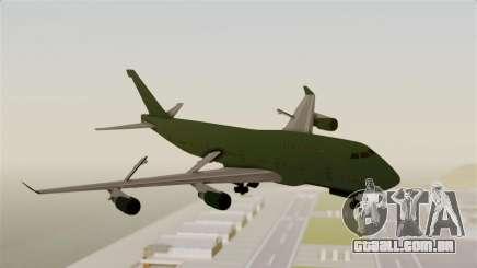 GTA 5 Jumbo Jet v1.0 para GTA San Andreas