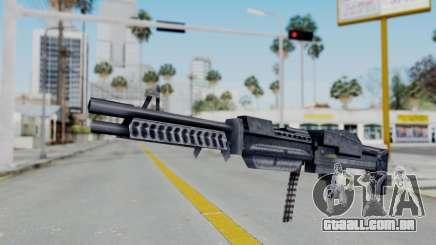 M60 from Vice City para GTA San Andreas