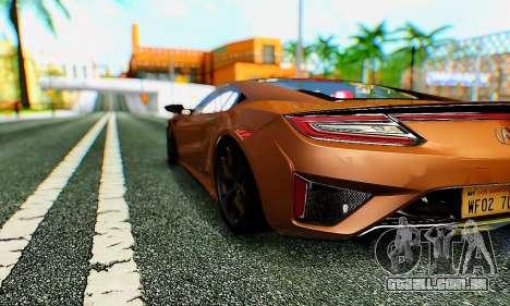 ENB B.M.S. para GTA San Andreas segunda tela