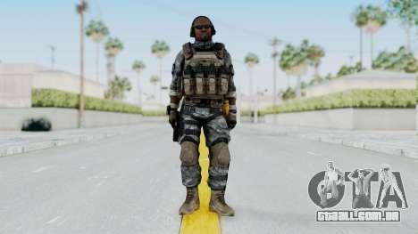 Battery Online Soldier 6 v1 para GTA San Andreas segunda tela