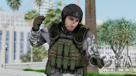 Black Mesa - HECU Marine v3 para GTA San Andreas