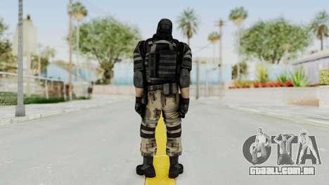 F.E.A.R. 2 - Soldier para GTA San Andreas terceira tela