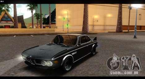 BMW 3.0 CSL para GTA San Andreas