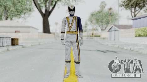 Power Rangers S.P.D - Omega para GTA San Andreas segunda tela