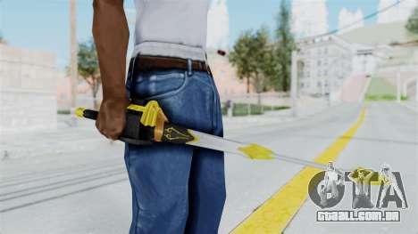 Saber Dice para GTA San Andreas terceira tela