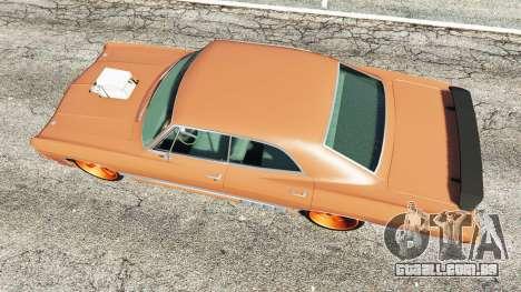 GTA 5 Chevrolet Impala 1967 voltar vista