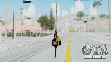 Saber Dice para GTA San Andreas segunda tela