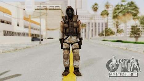 Hodeed SAS 10 para GTA San Andreas segunda tela
