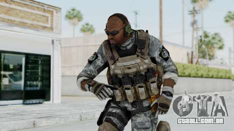 Battery Online Soldier 6 v1 para GTA San Andreas