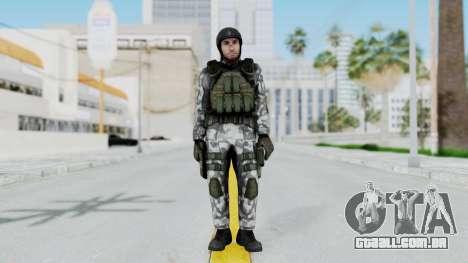 Black Mesa - HECU Marine v3 para GTA San Andreas segunda tela