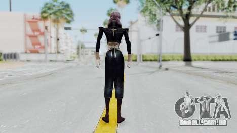 Daniella para GTA San Andreas terceira tela