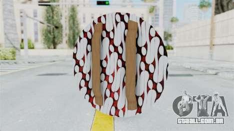 SpiderMan Indonesia Version Shield para GTA San Andreas segunda tela