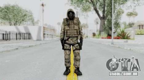 Hodeed SAS 8 para GTA San Andreas segunda tela