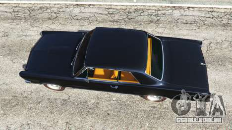 Pontiac Tempest Le Mans GTO 1965 para GTA 5