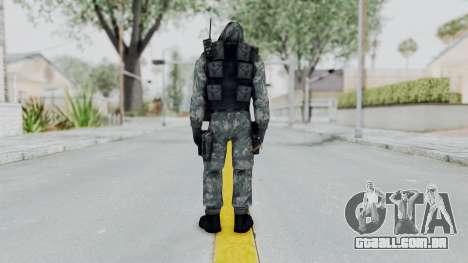 Hodeed SAS 5 para GTA San Andreas terceira tela