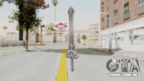 Horse Orphnoch Sword para GTA San Andreas