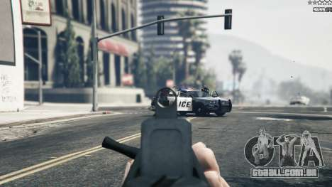 GTA 5 TAR-21 oitmo screenshot