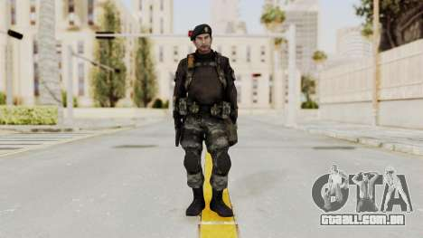 Battery Online Soldier 2 para GTA San Andreas segunda tela