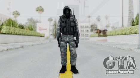 Hodeed SAS 5 para GTA San Andreas segunda tela