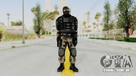 F.E.A.R. 2 - Soldier para GTA San Andreas segunda tela