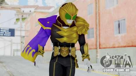 Kamen Rider Beast Dolphi para GTA San Andreas