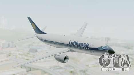 Boeing 737-300 para GTA San Andreas