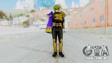 Kamen Rider Beast Dolphi para GTA San Andreas segunda tela