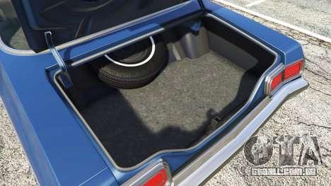 GTA 5 Oldsmobile Delta 88 1973 v2.0 volante