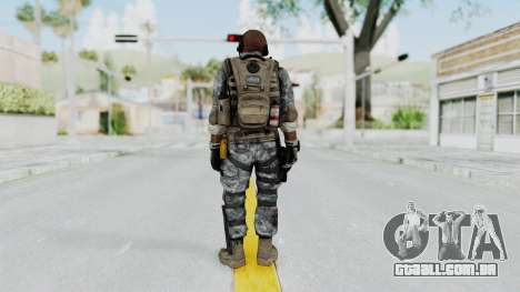Battery Online Soldier 6 v1 para GTA San Andreas terceira tela
