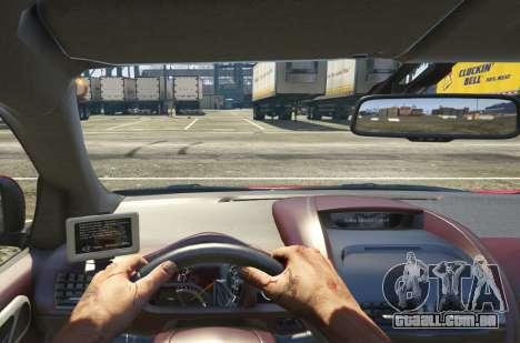 GTA 5 2011 Aston Martin Cygnet 1.0 [Replace] voltar vista