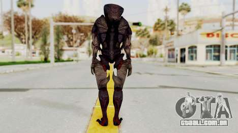 Mass Effect 3 Collector Trooper para GTA San Andreas terceira tela