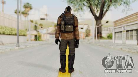CoD AW KVA Shotgun para GTA San Andreas terceira tela