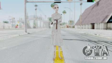 Alice LBL Asylum Returns para GTA San Andreas segunda tela