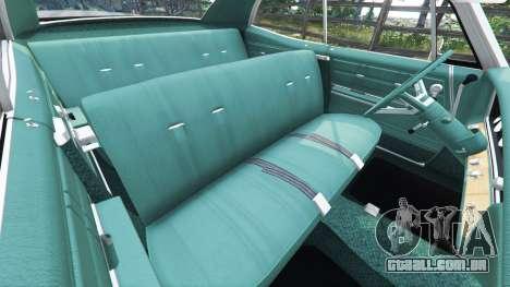 GTA 5 Chevrolet Impala 1967 vista lateral direita