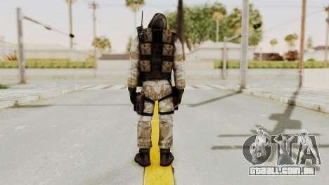 Hodeed SAS 10 para GTA San Andreas terceira tela