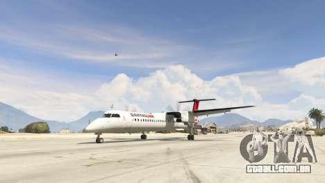Bombardier Dash 8Q-400 para GTA 5
