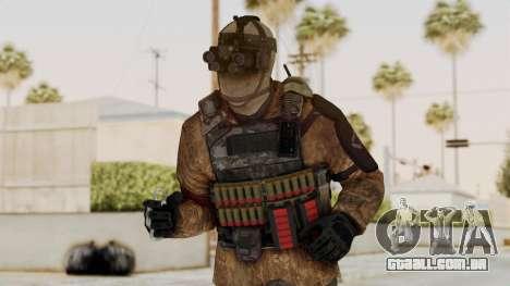 CoD AW KVA Shotgun para GTA San Andreas