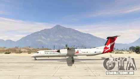 GTA 5 Bombardier Dash 8Q-400 segundo screenshot