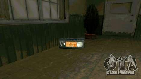 Substitua os ícones e salvar vidas para GTA San Andreas
