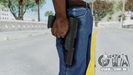 FN57 para GTA San Andreas terceira tela