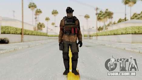 CoD AW KVA Shotgun para GTA San Andreas segunda tela