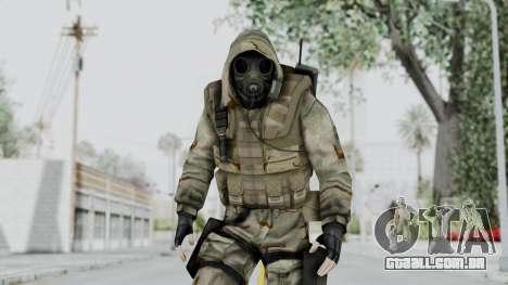 Hodeed SAS 8 para GTA San Andreas