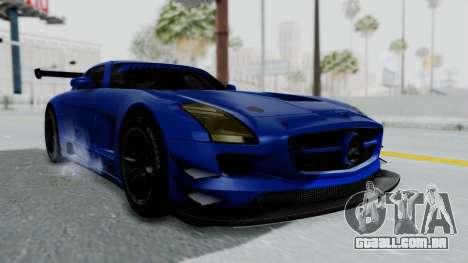 Mercedes-Benz SLS AMG GT3 PJ5 para GTA San Andreas