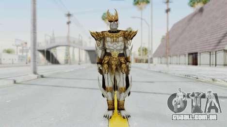 N Daguva Zeba para GTA San Andreas segunda tela