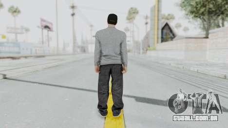 Lowriders Custom Classics DLC Male para GTA San Andreas terceira tela