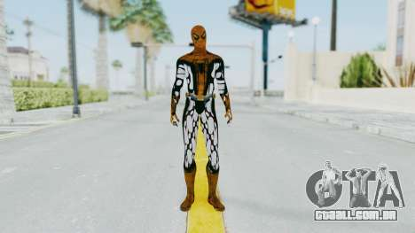 SpiderMan Indonesia Version para GTA San Andreas segunda tela