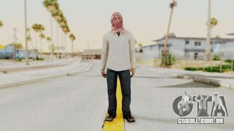 Middle East Insurgent v1 para GTA San Andreas segunda tela